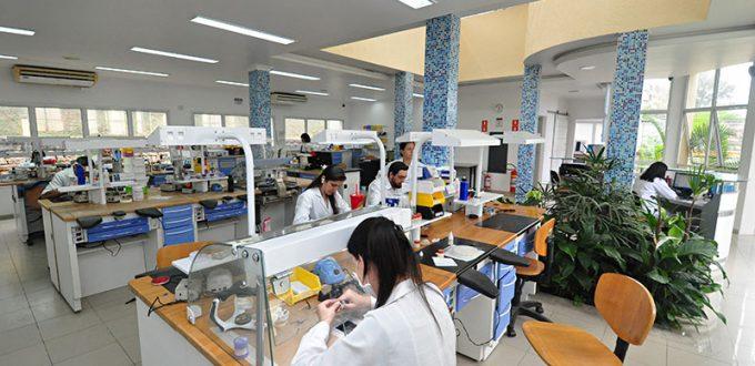 Laboratório Hilton Riquieri